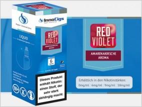 e-Liquid Red Violet Amarenakirsche