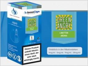 e-Liquid Green Angry Limette