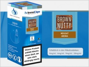 e-Liquid Waldmeister Brown Nutty