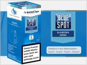 e-Liquid Blue Spot Blaubeere