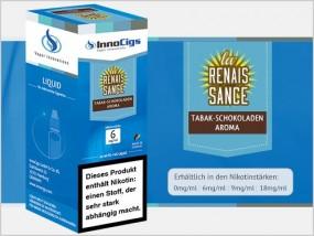 e-Liquid La Renaissance Tabak Schokolade