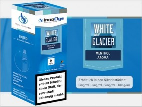 e-Liquid White Glacier Fresh Menthol