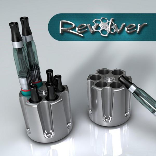 Revolver Luxushalter für e-Zigarette