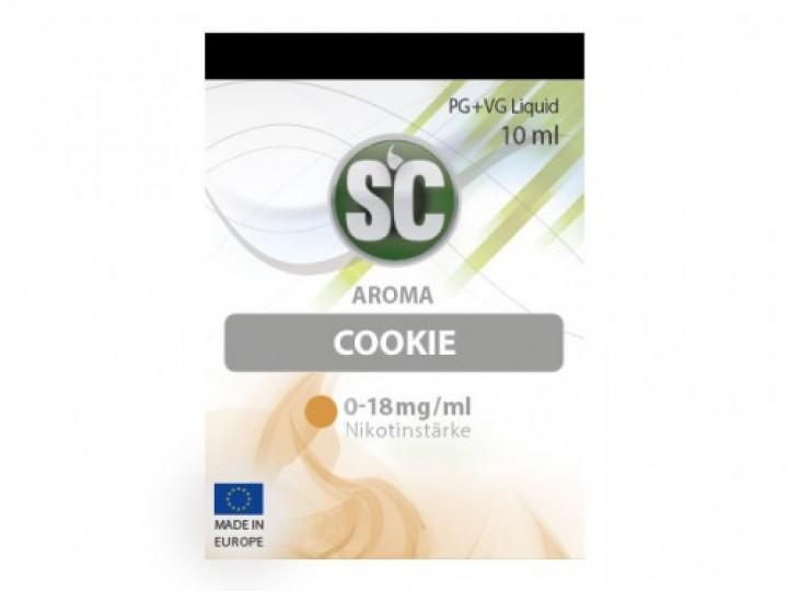 e-Liquid Cookie