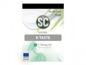 e-Liquid E-Taste (Energy)