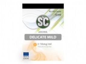 e-Liquid Delicate Mild Tabak