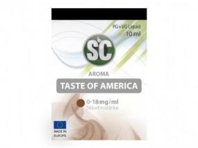 e-Liquid Taste of America Tabak