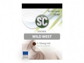e-Liquid Wild West Tabak