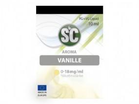 e-Liquid Vanille