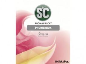 e-Liquid SC Früchteprobierbox
